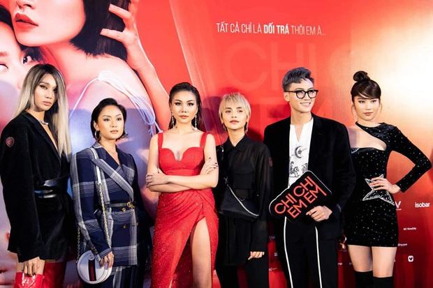 The Face Vietnam 2018 đầu năm mới: Team Võ Hoàng Yến chụp hình ướt át, Minh Hằng rủ học trò đóng phim - Ảnh 6.