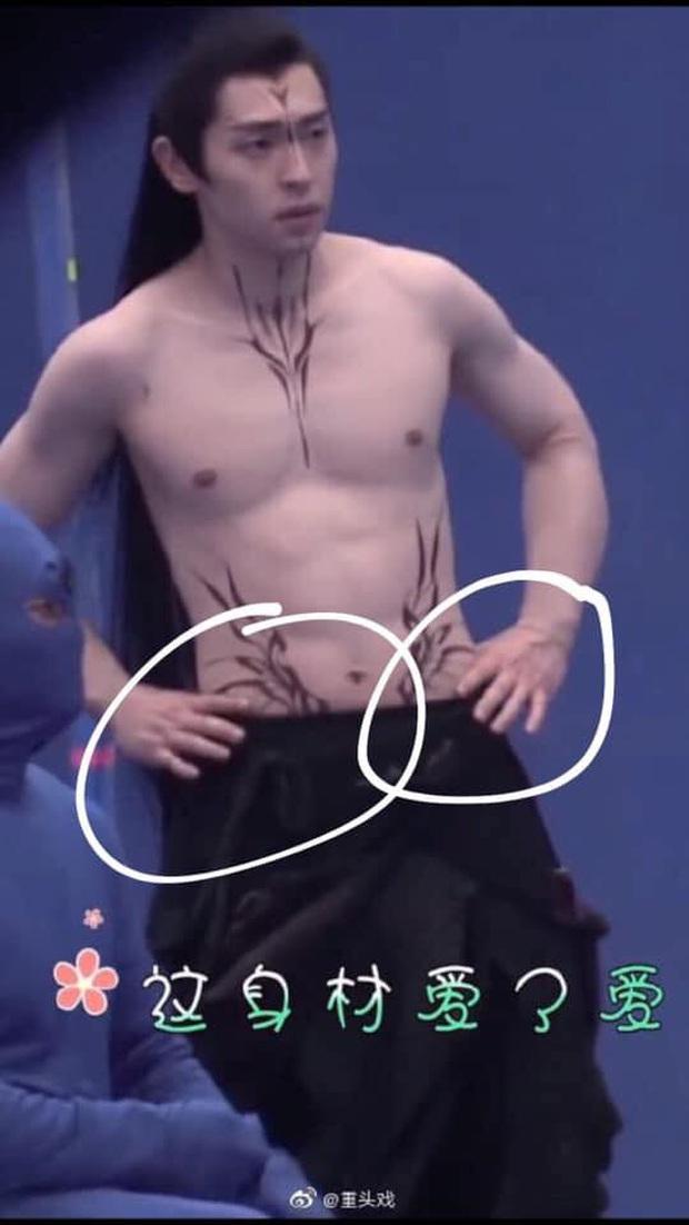 Đặng Luân lộ tạo hình Âm Dương Sư sáu múi nhưng khán giả chỉ chú ý soi đôi bàn tay trông như bắp chuối? - Ảnh 1.