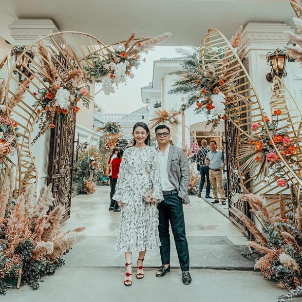 Chia sẻ của cô dâu trong đám cưới xa hoa 54 tỷ ở Quảng Ninh: Cưới là dịp đặc biệt nên gia đình cố gắng tổ chức sao cho ý nghĩa nhất - Ảnh 4.