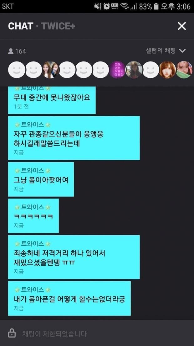 Jihyo (TWICE) lên tiếng vì biến mất khó hiểu tại MAMA 2019: Cách đáp trả mỉa mai và dùng từ châm biếm gây tranh cãi lớn - Ảnh 4.