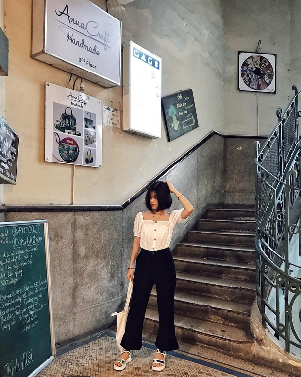 Khoanh vùng 4 chung cư cũ ở Sài Gòn: Đẹp không khác gì studio, cứ đến thì kiểu gì cũng có cả rổ ảnh mang về - Ảnh 8.