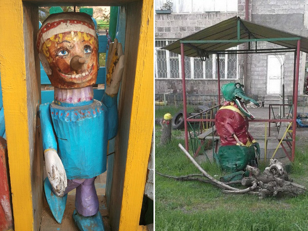 Hết cả hồn với những thiết kế sân chơi, công viên dành cho trẻ em bên Nga - Ảnh 4.