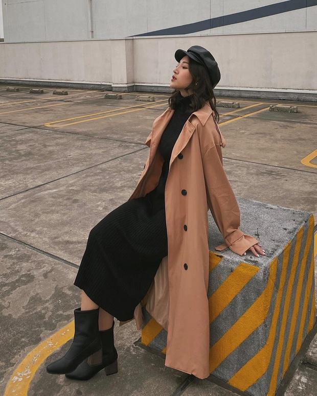 Street style hot girl Việt đầu năm mới: Cá tính sang chảnh đủ cả, ngắm qua là biết lễ Tết nên sắm váy áo thế nào là chuẩn - Ảnh 11.