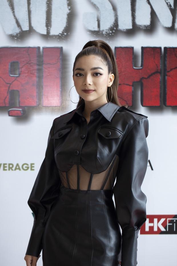 Bà 5 Bống Duy Khánh rủ người yêu cũ Cris Phan nối gót chị đại Hai Phượng làm phim hành động - Ảnh 4.