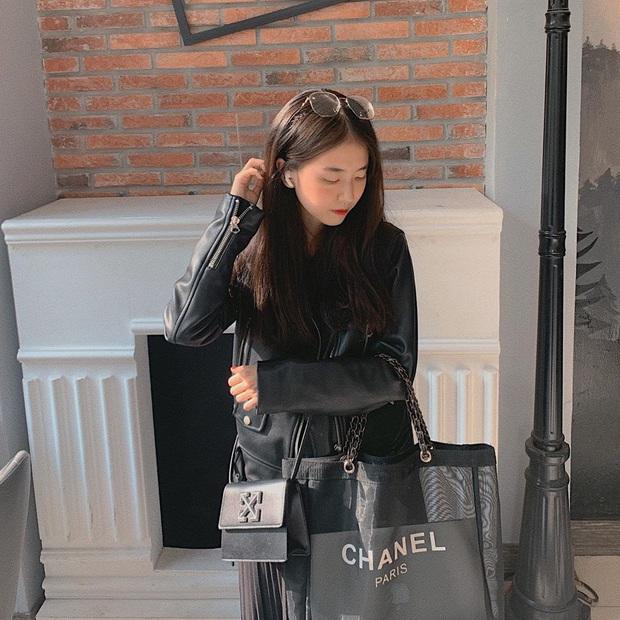 Street style hot girl Việt đầu năm mới: Cá tính sang chảnh đủ cả, ngắm qua là biết lễ Tết nên sắm váy áo thế nào là chuẩn - Ảnh 3.