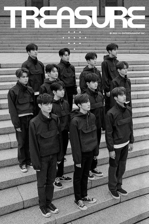 Boygroup mới nhà YG - hậu duệ của BLACKPINK và BIGBANG: Toàn cực phẩm visual, người được 6 ông lớn Kbiz theo đuổi - Ảnh 1.