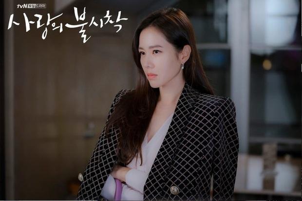 Chị đẹp Son Ye Jin U40 vẫn trẻ như gái 18 nhờ loạt kiểu tóc nữ tính tuyệt xinh trong Crash Landing On You - Ảnh 1.