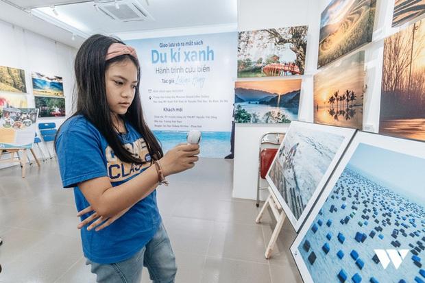 Chuyện về Nguyễn Nguyệt Linh và lễ khai giảng không bóng bay mang tên mình - Ảnh 1.