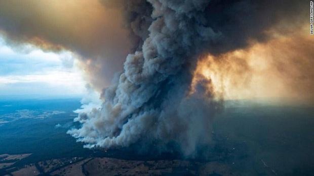 Giải thích nhanh về đại thảm họa cháy rừng đang diễn ra tại Úc - Ảnh 2.
