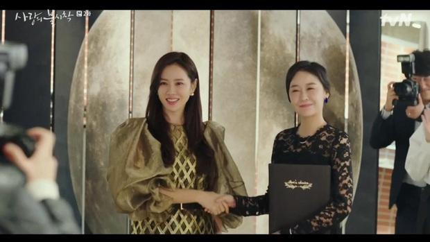 Chị đẹp Son Ye Jin U40 vẫn trẻ như gái 18 nhờ loạt kiểu tóc nữ tính tuyệt xinh trong Crash Landing On You - Ảnh 3.