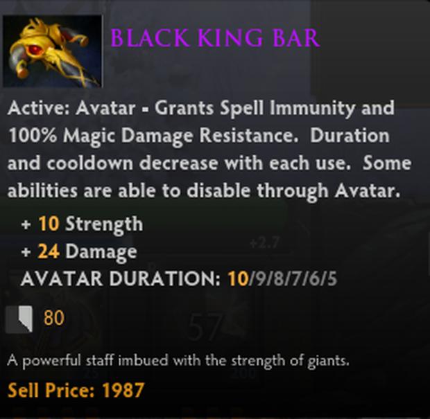 Sẽ loạn lạc thế nào nếu LMHT có một item giống với Black King Bar của DOTA 2?  - Ảnh 3.