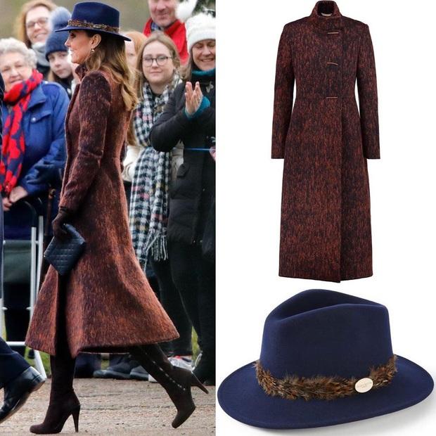 Biết là Công nương Kate mặc đẹp nhưng đến độ chất như fashionista thế này thì mới đáng trầm trồ - Ảnh 4.