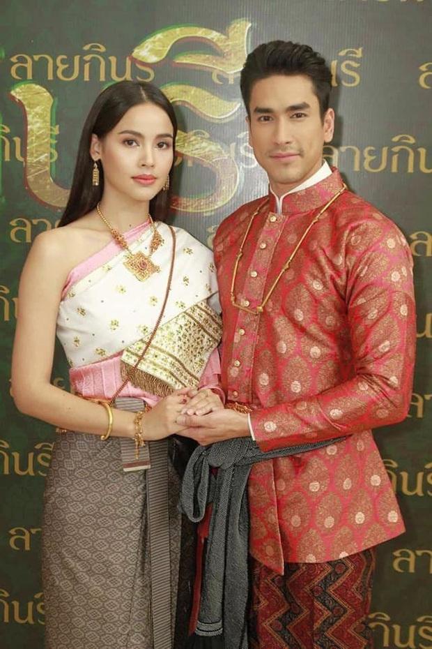 4 phim cổ trang Thái Lan được mong chờ nhất 2020, đứng đầu dĩ nhiên là màn kết hợp của Baifern và Nine rồi - Ảnh 8.