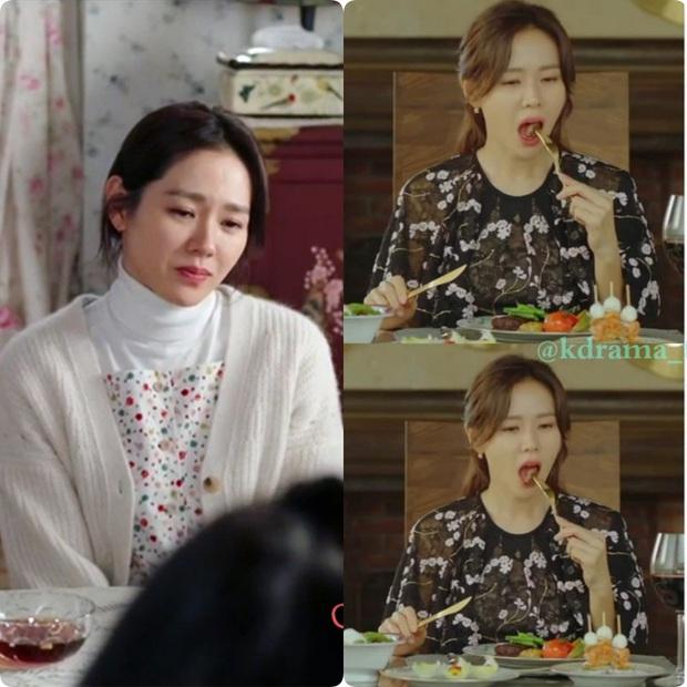 Chị đẹp Son Ye Jin U40 vẫn trẻ như gái 18 nhờ loạt kiểu tóc nữ tính tuyệt xinh trong Crash Landing On You - Ảnh 10.