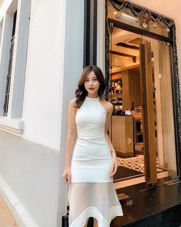 Street style hot girl Việt đầu năm mới: Cá tính sang chảnh đủ cả, ngắm qua là biết lễ Tết nên sắm váy áo thế nào là chuẩn - Ảnh 4.