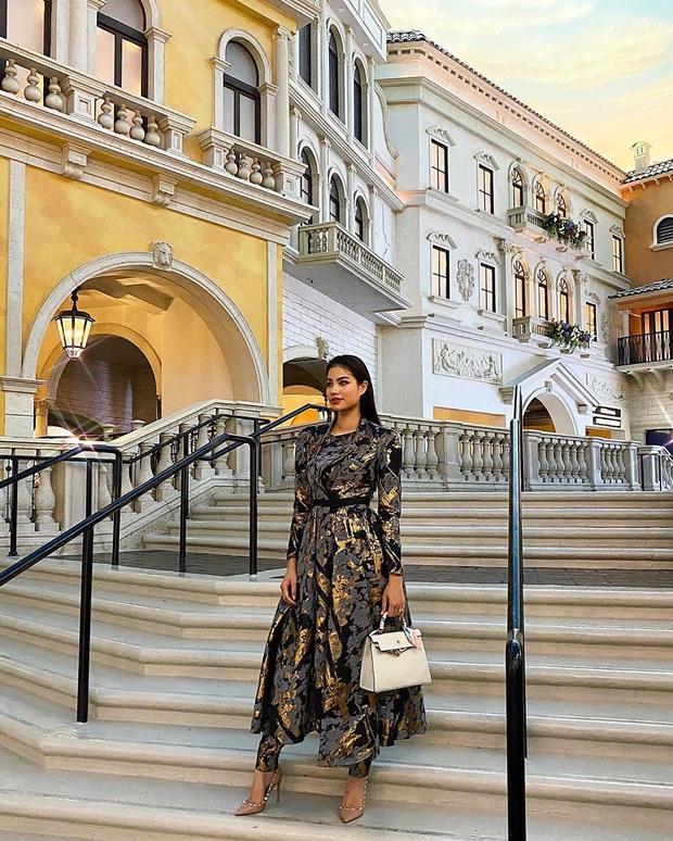 Street style sao Việt: Phượng Chanel ton sur ton cùng bạn iu Vũ Khắc Tiệp, Hà Tăng giản dị nhưng chất nhất tuần - Ảnh 5.