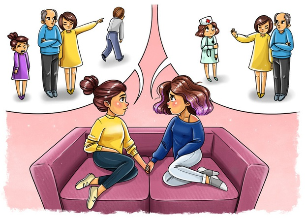 Bộ tranh: Dù có lúc đáng ghét đến mức chỉ muốn sút ra khỏi nhà nhưng có anh chị em thực sự là hạnh phúc to đùng đấy! - Ảnh 13.