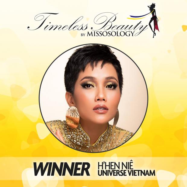 Nhan sắc Việt tiếp tục khẳng định vị thế: Cả 4 Hoa hậu, Á hậu được đề cử giải khủng Timeless Beauty 2019 của Missosology - Ảnh 5.