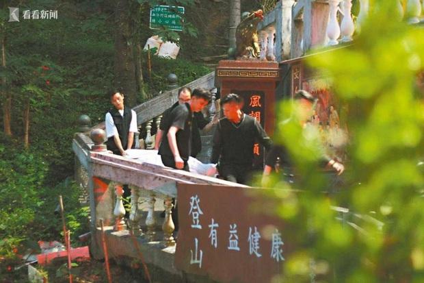 Cảnh sát tiết lộ loạt tình tiết rúng động vụ việc anh trai Minh Đạo sát hại vợ con dã man trong rừng sâu - Ảnh 2.
