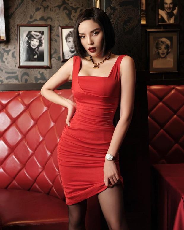 Để chứng minh mình dáng chuẩn, sao Việt nô nức diện kiểu váy siêu ngắn siêu bó siêu kén dáng - Ảnh 8.