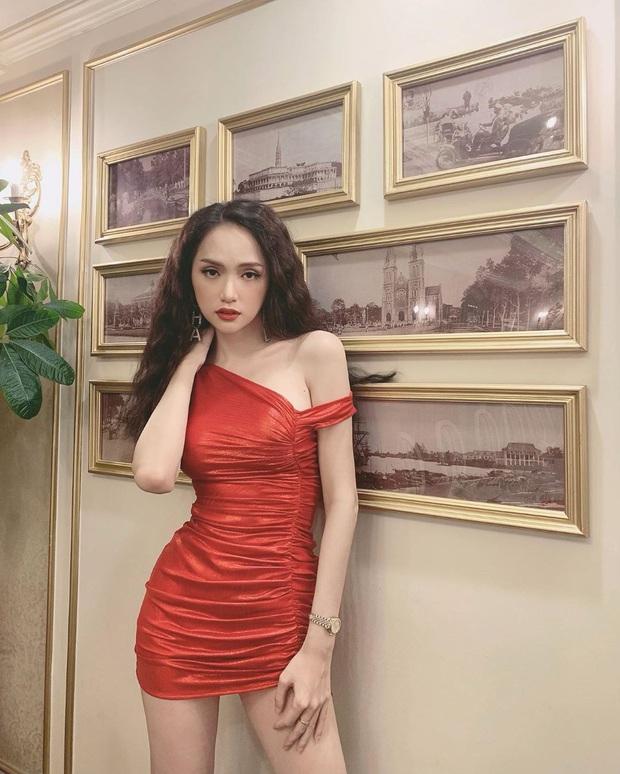 Để chứng minh mình dáng chuẩn, sao Việt nô nức diện kiểu váy siêu ngắn siêu bó siêu kén dáng - Ảnh 7.