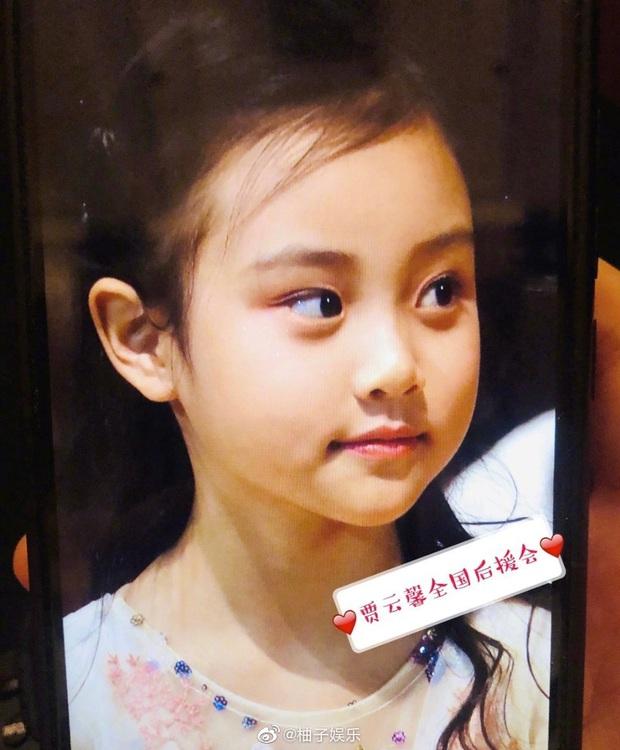 Điềm Hinh mới chỉ 7 tuổi nhưng đã gây sốt Weibo: Càng lớn càng giống Giả Nãi Lượng, dự đoán trở thành mỹ nhân tương lai - Ảnh 2.