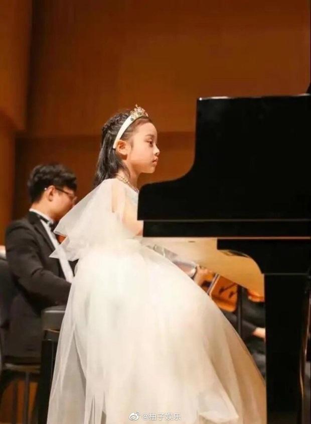 Điềm Hinh mới chỉ 7 tuổi nhưng đã gây sốt Weibo: Càng lớn càng giống Giả Nãi Lượng, dự đoán trở thành mỹ nhân tương lai - Ảnh 3.