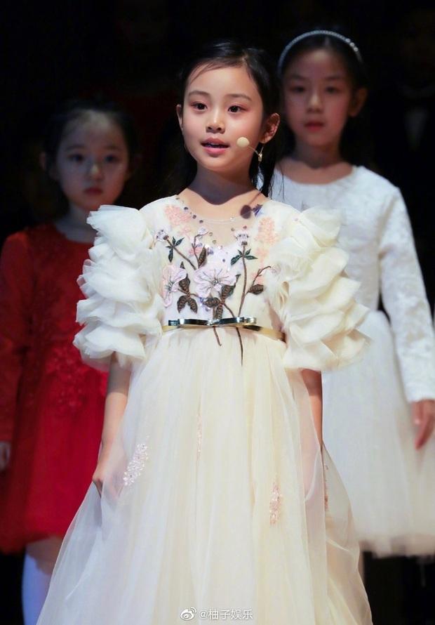 Điềm Hinh mới chỉ 7 tuổi nhưng đã gây sốt Weibo: Càng lớn càng giống Giả Nãi Lượng, dự đoán trở thành mỹ nhân tương lai - Ảnh 7.