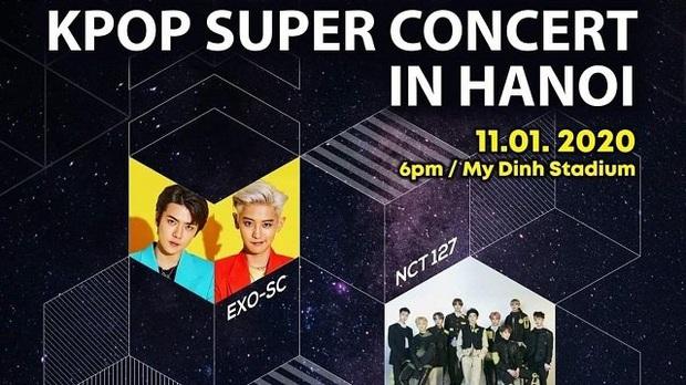 Bị tố cáo đòi 1 tỷ đồng mới cho fan EXO-SC làm xe tải đồ ăn, BTC Kpop Super Concert 2020 lên tiếng: Đây là những thông tin xuất hiện với mục đích xấu cho chương trình - Ảnh 7.
