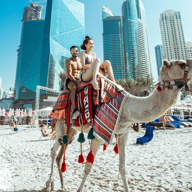 Nhờ vlog của Ngọc Trinh và Vũ Khắc Tiệp mà dân tình mới biết Dubai… giàu sang và xa hoa thật, nhìn 5 điểm check-in này là rõ ngay! - Ảnh 27.