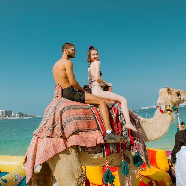 Nhờ vlog của Ngọc Trinh và Vũ Khắc Tiệp mà dân tình mới biết Dubai… giàu sang và xa hoa thật, nhìn 5 điểm check-in này là rõ ngay! - Ảnh 25.