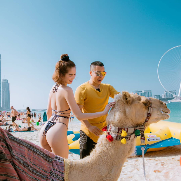 Nhờ vlog của Ngọc Trinh và Vũ Khắc Tiệp mà dân tình mới biết Dubai… giàu sang và xa hoa thật, nhìn 5 điểm check-in này là rõ ngay! - Ảnh 26.