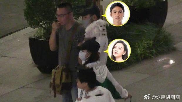 Paparazzi tóm gọn khoảnh khắc Na Tra Tống Tổ Nhi hẹn hò cáo già tình trường đáng tuổi chú Nguyễn Kính Thiên - Ảnh 5.