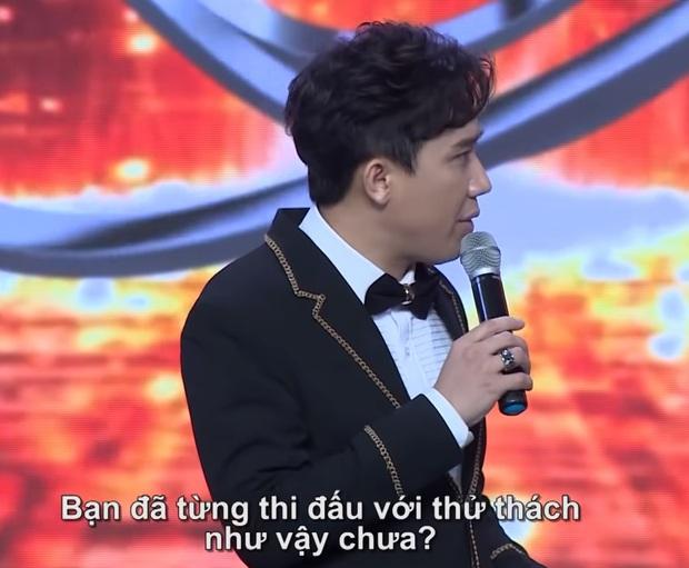 Trấn Thành lại khiến khán giả nể phục vì khả năng ứng biến, linh hoạt ngôn ngữ từ Anh sang Trung tại Siêu trí tuệ - Ảnh 2.