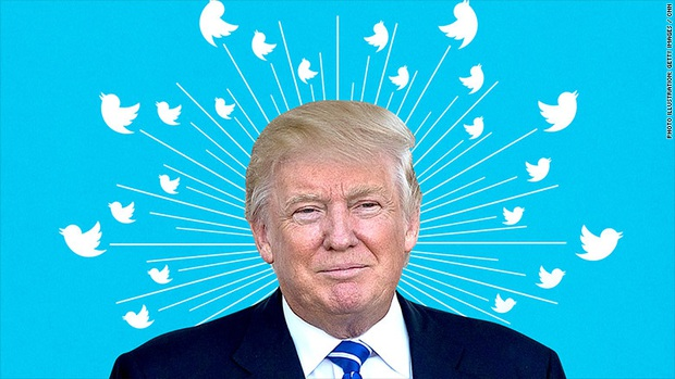 Sự thật gây sốc về số status của Tổng thống Trump: Hơn 11.000 bài chỉ trong 2 năm lên chức! - Ảnh 1.
