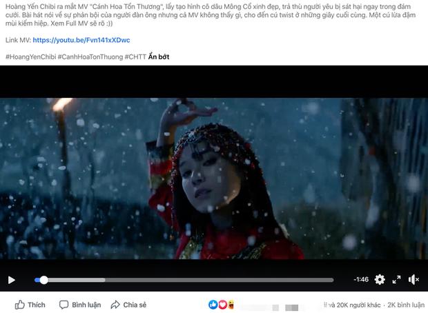 Netizen rần rần bóc MV Hoàng Yến Chibi đạo nhái Đông Cung: Ơ kìa đây là công chúa Tây Lương hay Ảnh Tôn Lệ? - Ảnh 13.