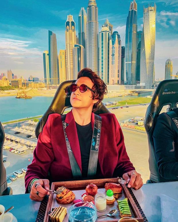Nhờ vlog của Ngọc Trinh và Vũ Khắc Tiệp mà dân tình mới biết Dubai… giàu sang và xa hoa thật, nhìn 5 điểm check-in này là rõ ngay! - Ảnh 22.