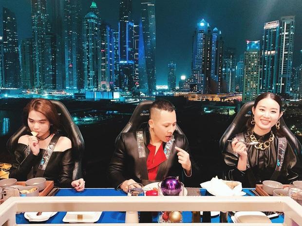 Nhờ vlog của Ngọc Trinh và Vũ Khắc Tiệp mà dân tình mới biết Dubai… giàu sang và xa hoa thật, nhìn 5 điểm check-in này là rõ ngay! - Ảnh 21.