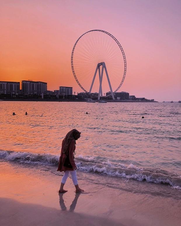 Nhờ vlog của Ngọc Trinh và Vũ Khắc Tiệp mà dân tình mới biết Dubai… giàu sang và xa hoa thật, nhìn 5 điểm check-in này là rõ ngay! - Ảnh 29.