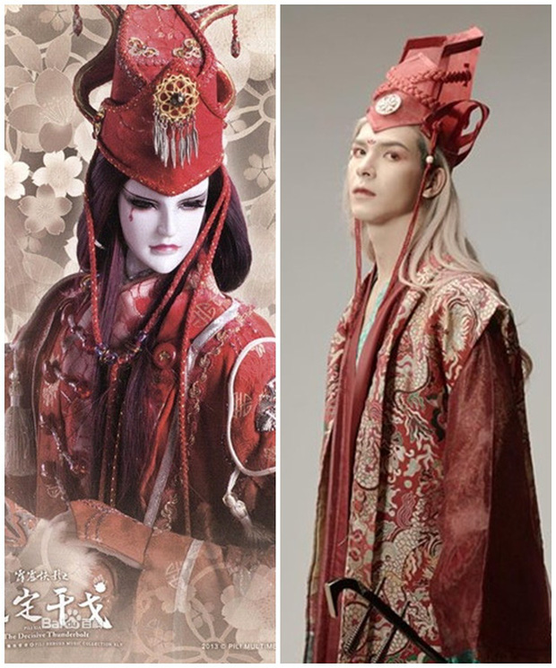 Fan quốc tế tố Canh Ba đạo tạo hình Bạch Liên từ nhân vật Đài Loan, sự thật lại lấy cảm hứng từ cổ phục Việt Nam? - Ảnh 9.