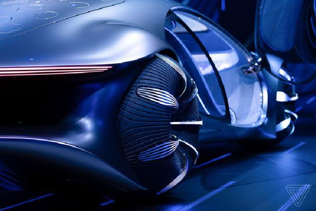 Siêu xe lấy cảm hứng từ bom tấn Avatar chính thức ra mắt: Nhìn chanh sả đấy nhưng người sợ lỗ không thích điều này! - Ảnh 4.