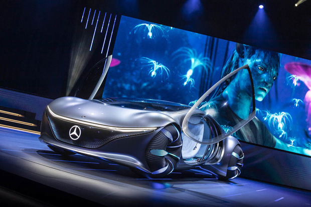 Siêu xe lấy cảm hứng từ bom tấn Avatar chính thức ra mắt: Nhìn chanh sả đấy nhưng người sợ lỗ không thích điều này! - Ảnh 1.