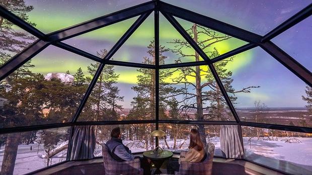Khách sạn có view đắt giá nhất thế giới chính là đây: Nhà kính 360 độ tha hồ cho khách ngắm Bắc cực quang đẹp như một giấc mơ - Ảnh 17.