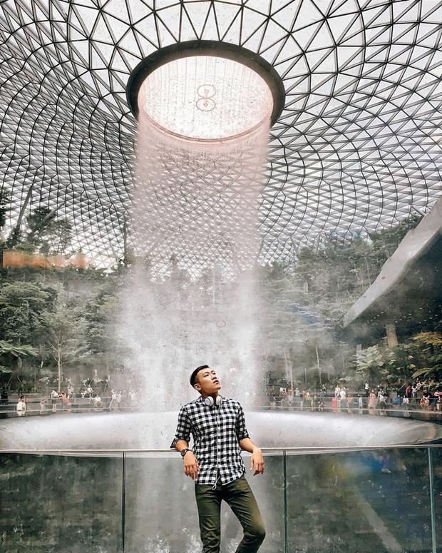 HOT: Thác nước trong nhà lớn nhất thế giới ở Singapore thông báo đóng cửa bảo trì, ai đến đây dịp này đành lỡ hẹn góc sống ảo nổi tiếng - Ảnh 10.