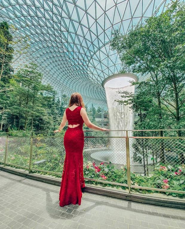 HOT: Thác nước trong nhà lớn nhất thế giới ở Singapore thông báo đóng cửa bảo trì, ai đến đây dịp này đành lỡ hẹn góc sống ảo nổi tiếng - Ảnh 7.