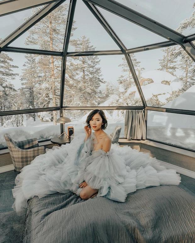 Khách sạn có view đắt giá nhất thế giới chính là đây: Nhà kính 360 độ tha hồ cho khách ngắm Bắc cực quang đẹp như một giấc mơ - Ảnh 14.