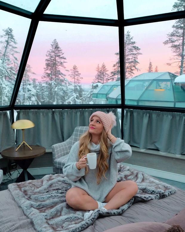 Khách sạn có view đắt giá nhất thế giới chính là đây: Nhà kính 360 độ tha hồ cho khách ngắm Bắc cực quang đẹp như một giấc mơ - Ảnh 12.