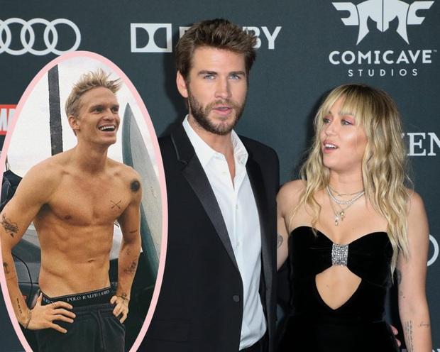 Cô nàng lắm chiêu Lindsay Lohan bất ngờ thả thính Liam Hemsworth, hóa ra là vì liên quan tới cặp Miley - Cody? - Ảnh 3.