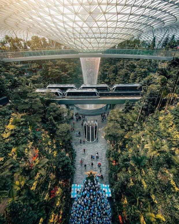 HOT: Thác nước trong nhà lớn nhất thế giới ở Singapore thông báo đóng cửa bảo trì, ai đến đây dịp này đành lỡ hẹn góc sống ảo nổi tiếng - Ảnh 8.