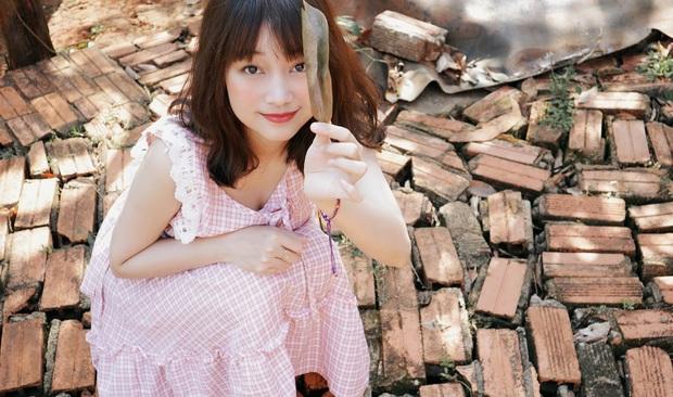 Mê mẩn vẻ đẹp ngọt lịm của Hạ Mi, nữ streamer hot nhất làng Liên quân Mobile Việt hiện nay - Ảnh 2.